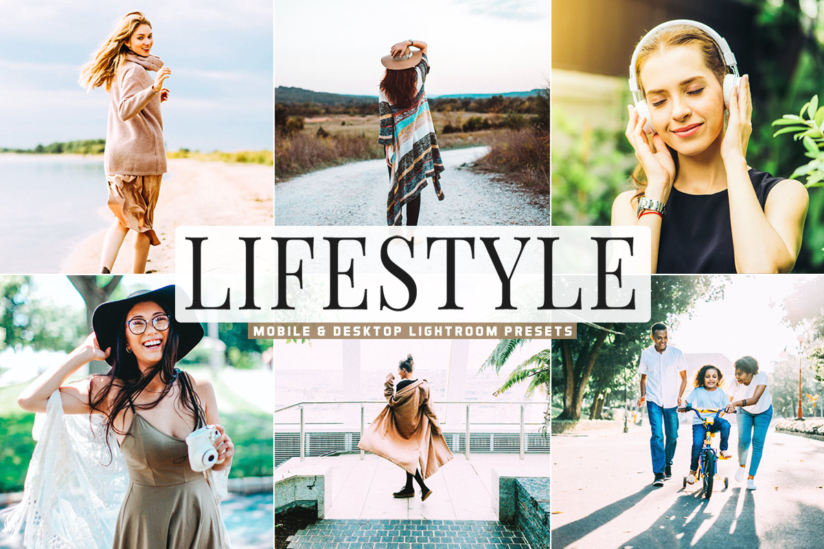 Free Lifestyle Lightroom Presets