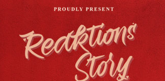 Free Reaktions Story Brush Font