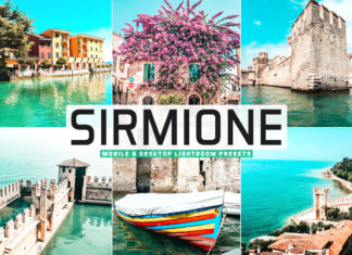 Free Sirmione Lightroom Presets