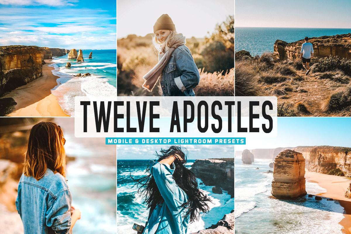 Free Twelve Apostles Lightroom Presets