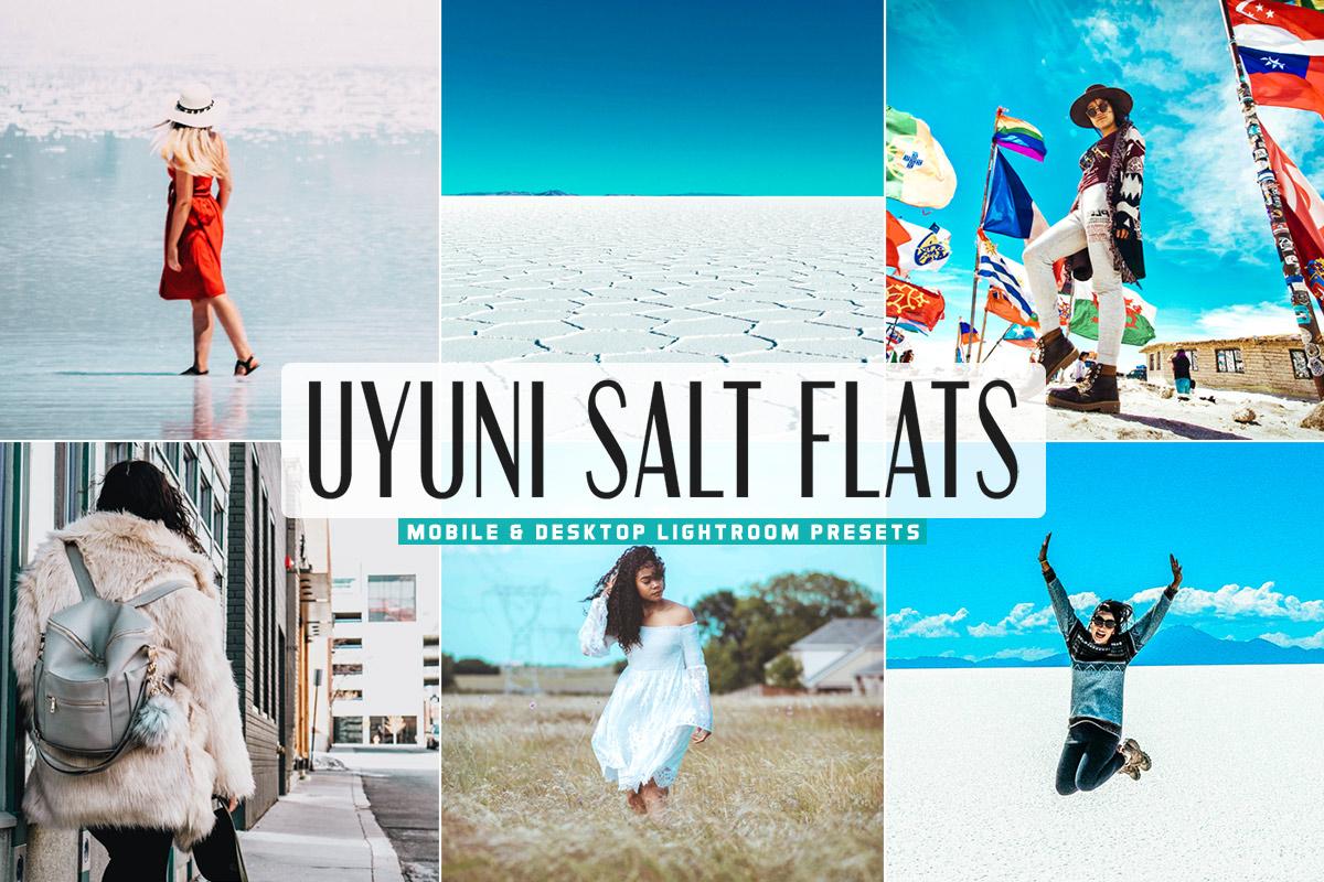 Free Uyuni Salt Flats Lightroom Presets