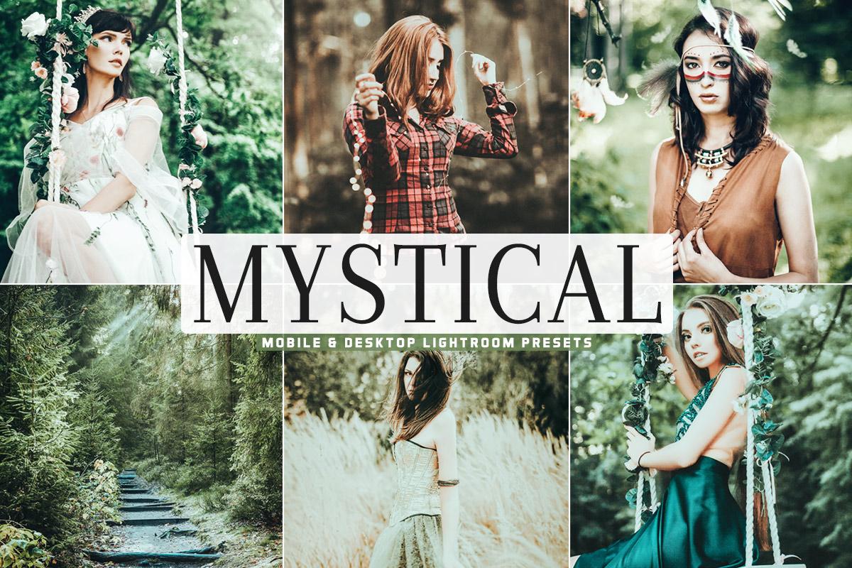 Free Mystical Lightroom Presets