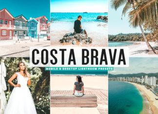 Free Costa Brava Lightroom Presets