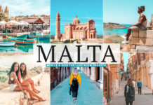 Free Malta Lightroom Presets