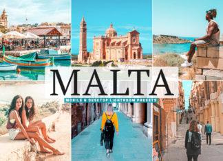 Free Malta Lightroom Presets
