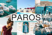 Free Paros Lightroom Presets