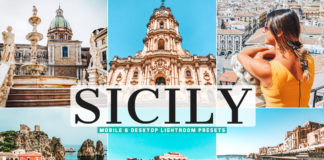 Free Sicily Lightroom Presets