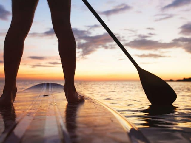 7 Awesome Places to Stand-Up Paddleboard