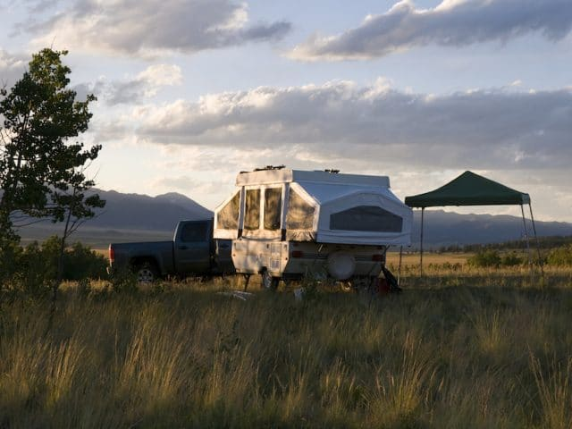 Finding the Right RV: Pop Up Camper
