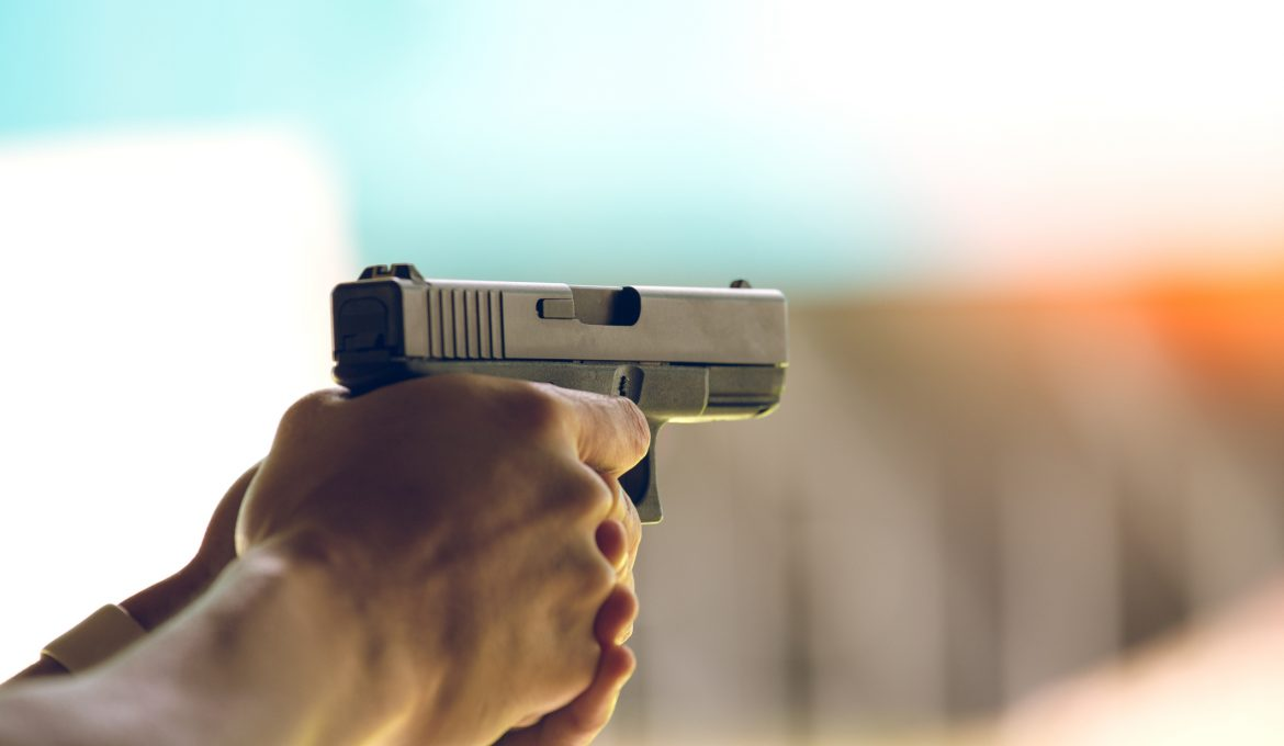Choosing a Handgun for Self-Defense