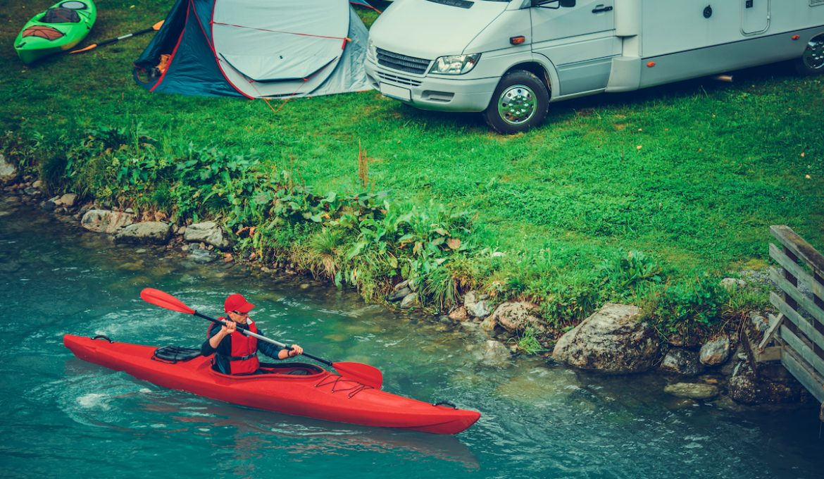 10 Tips for an RV-Based Kayaking Trip