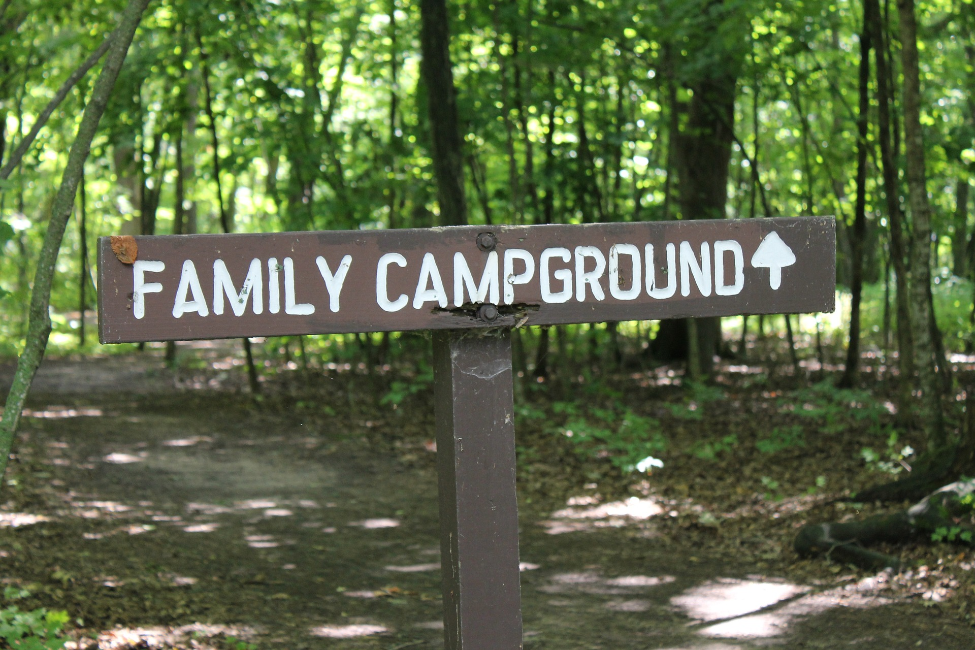 Reserve campsites at campgrounds ahead of time
