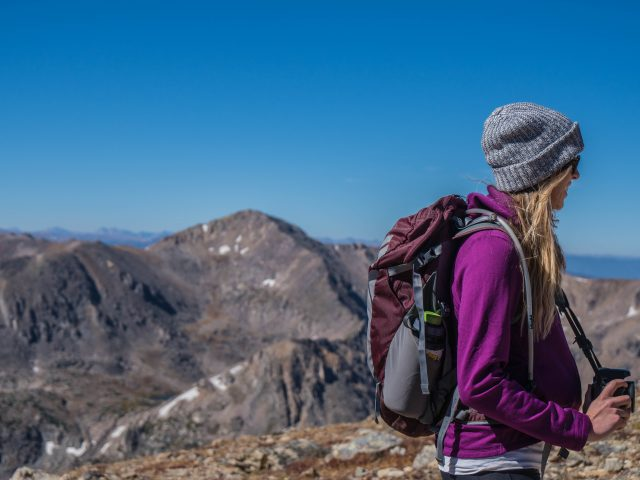 Hiking on Mountain - Hiking Safety Tips