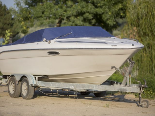 How to Properly Store Your Boat for Winter