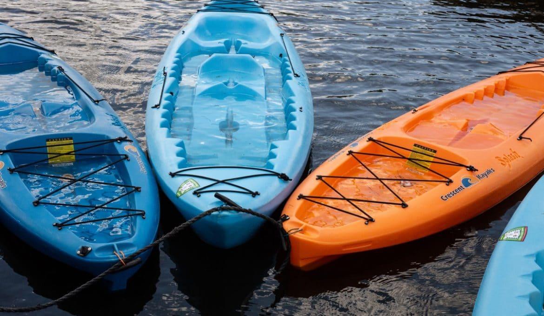 Choosing the Perfect Kayak
