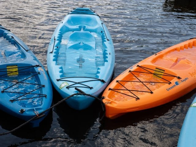 Choosing the Perfect Kayak