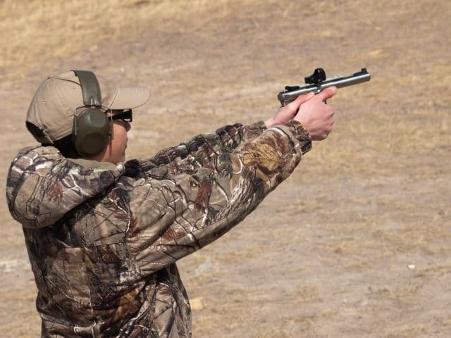 Shooting Eye and Ear Protection