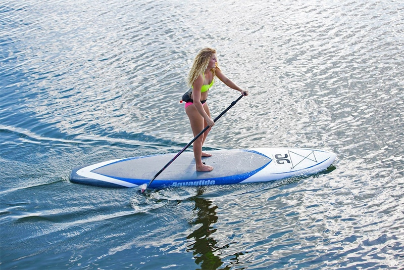 All-around paddleboard