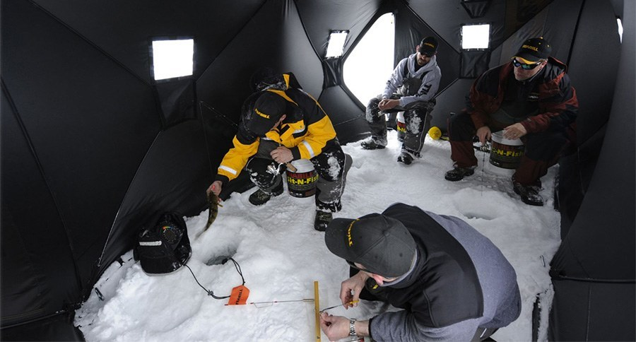 Choosing a Portable Ice Fishing Shelter