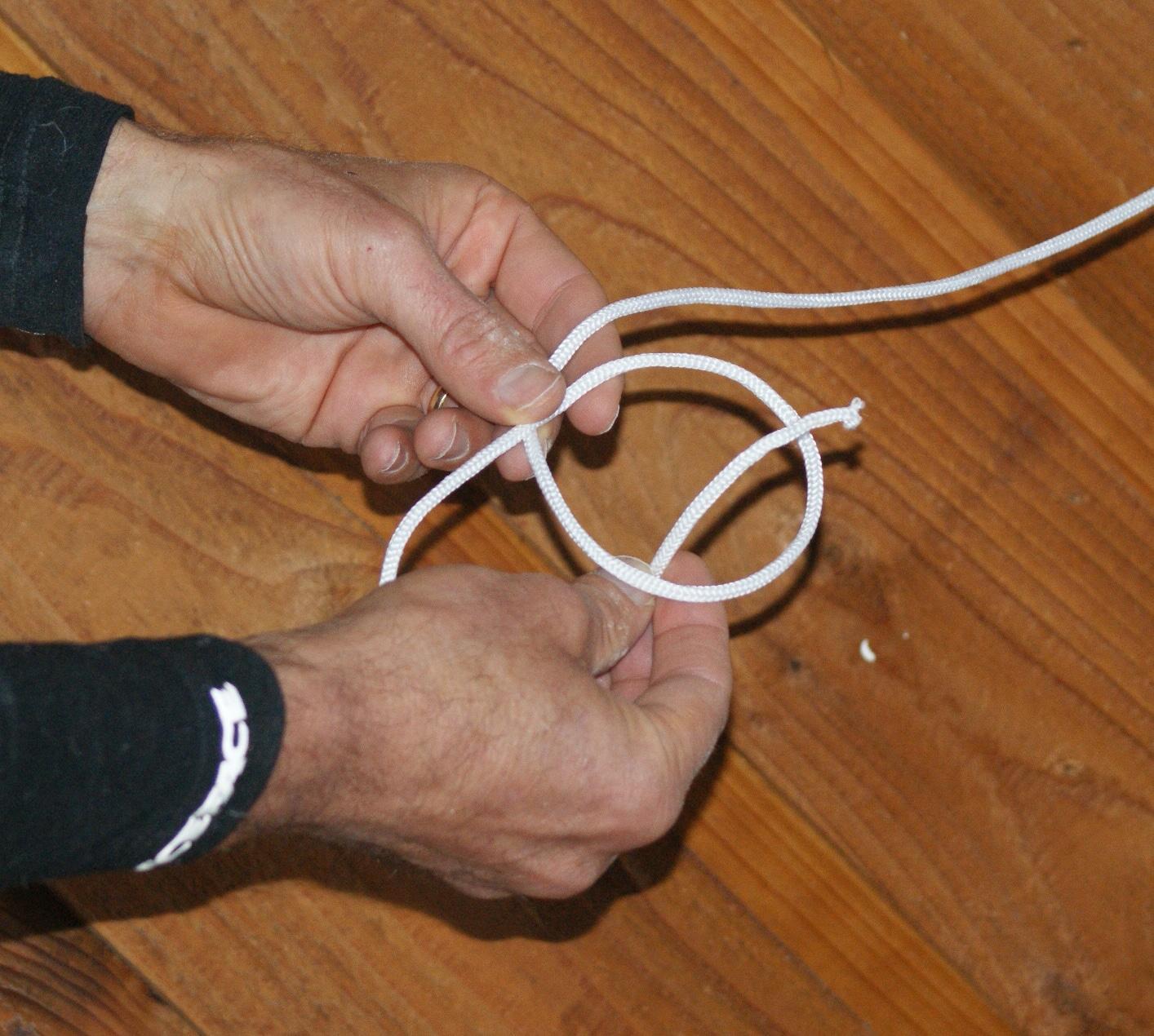 Bowline Knot 3