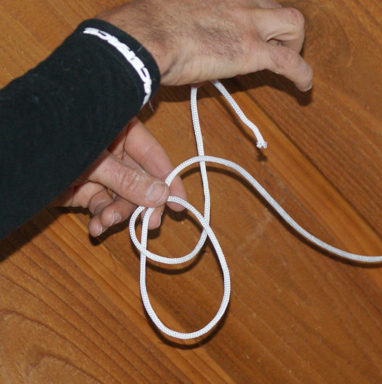 Bowline Knot 4