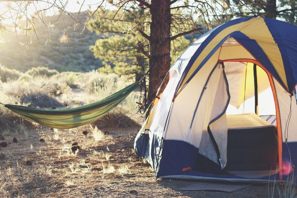 Hacks for the campsite