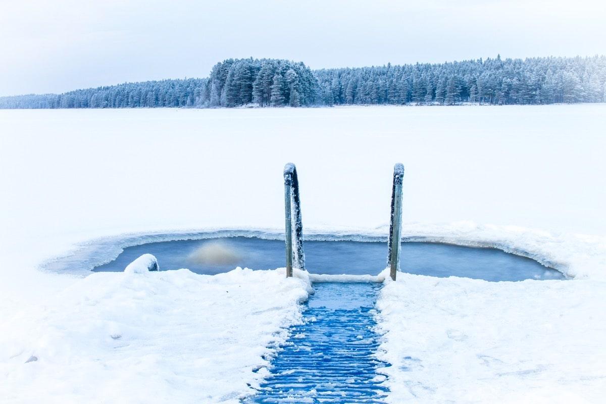 Winter Wild Swimming