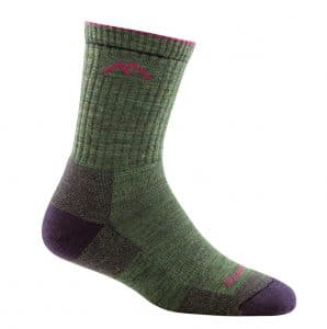 Darn Tough wool socks make great stocking stuffers for campers