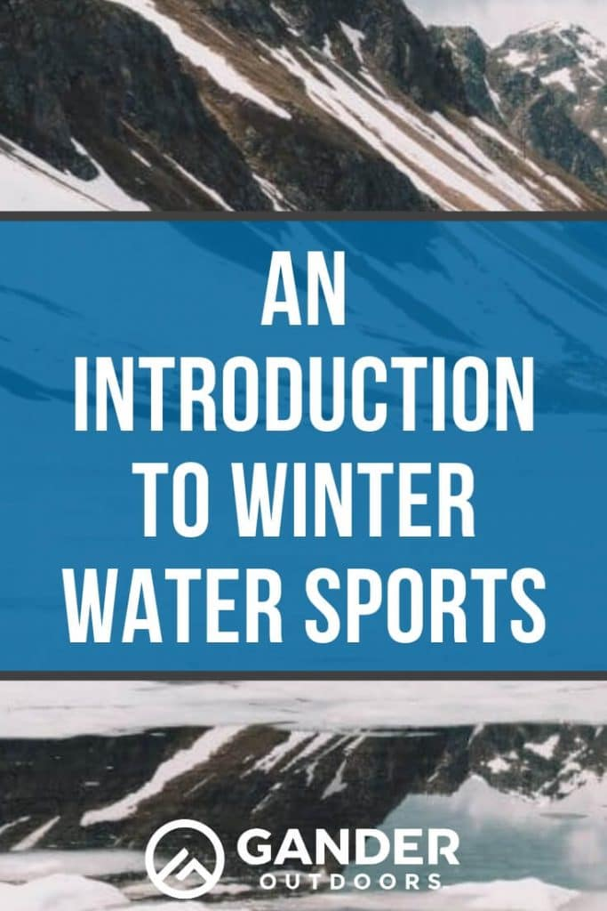 An introduction to winter water sports