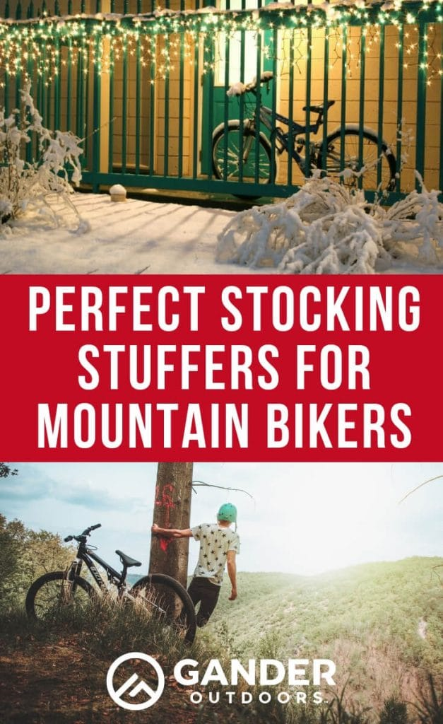 Perfect stocking stuffers for mountain bikers