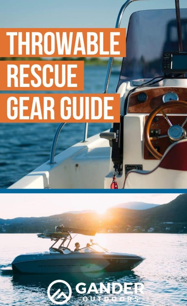 Throwable rescue gear guide