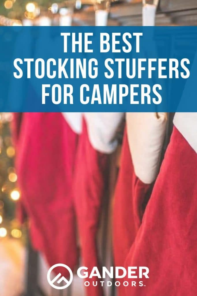 The best stocking stuffers for campers