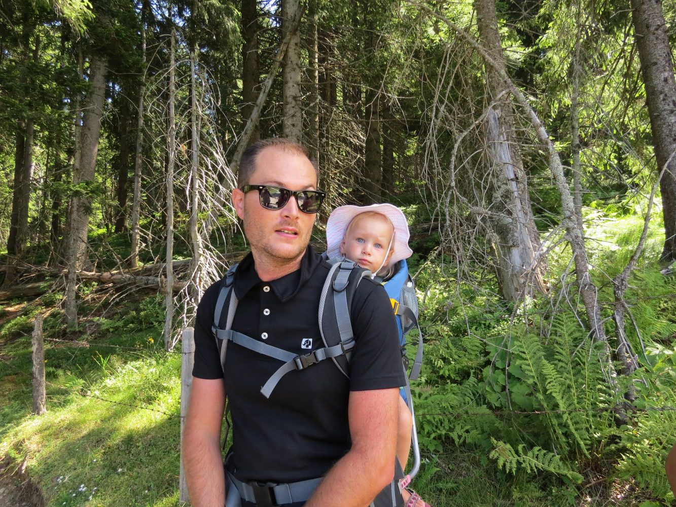 Hiking with Kids and Toddlers