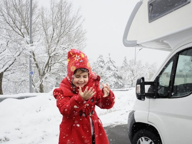 5 Tips For Winter RV Living