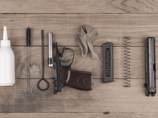 Easy Gun Care & Storage