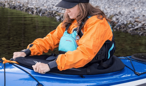 how-to-keep-your-gear-dry-while-kayaking-spray-skirt
