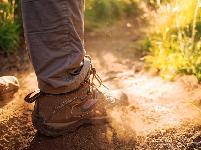 Tricks for Lacing Up Your Hiking Boots