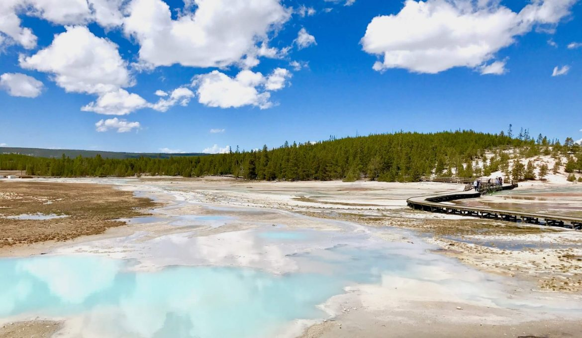 5 Scenic Places to Visit While Camping in Yellowstone National Park