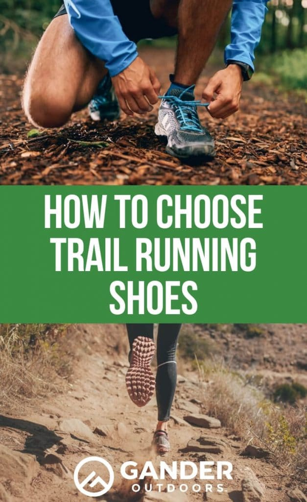 There are hundreds of trail running shoes on the market. Choosing the right shoe for you can be the difference between breezing through miles of beautiful scenery or limping back to the trailhead with injuries or sore feet. Choosing running shoes of any kind is extremely personal. Here are a few tips on how to choose the best trail running shoes for you! #trailrunning #running #hiking