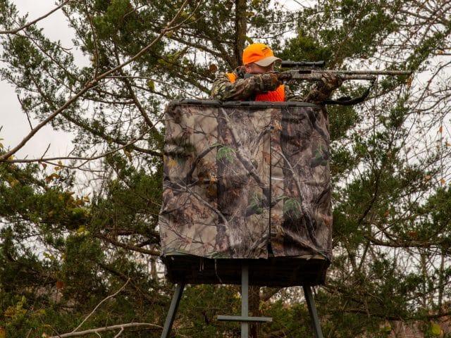 Tree Stand Maintenance Every Hunter Should Do on the Off-Season