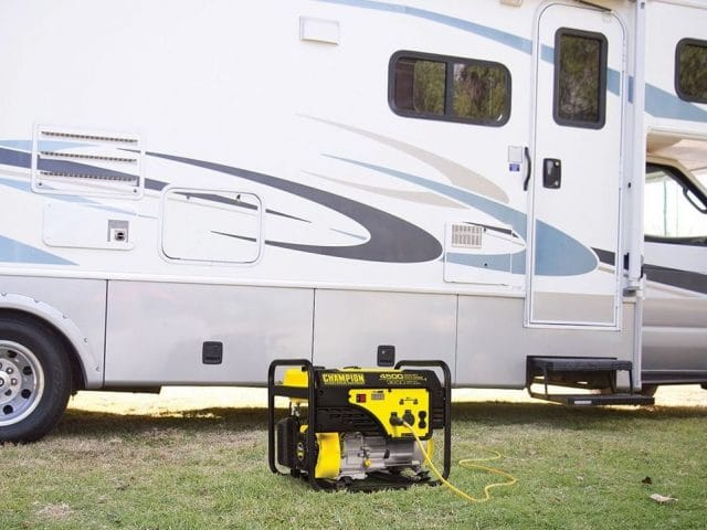 Pack Your Power: How to Choose the Right RV Generator for Your Rig