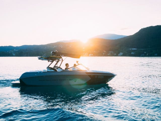 A Checklist for First-Time Boaters