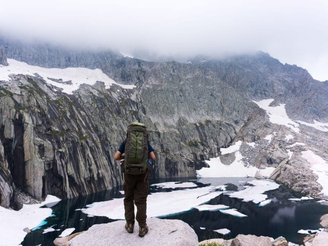 Five Tips for Backpacking in the Sierras