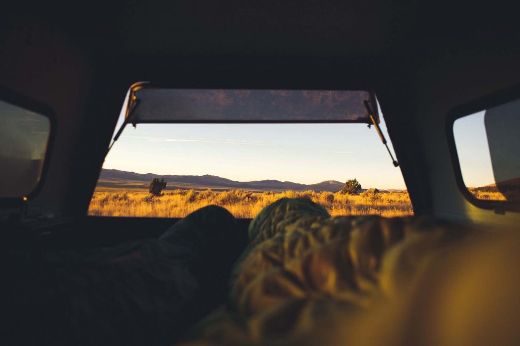 sleeping essentials for car camping