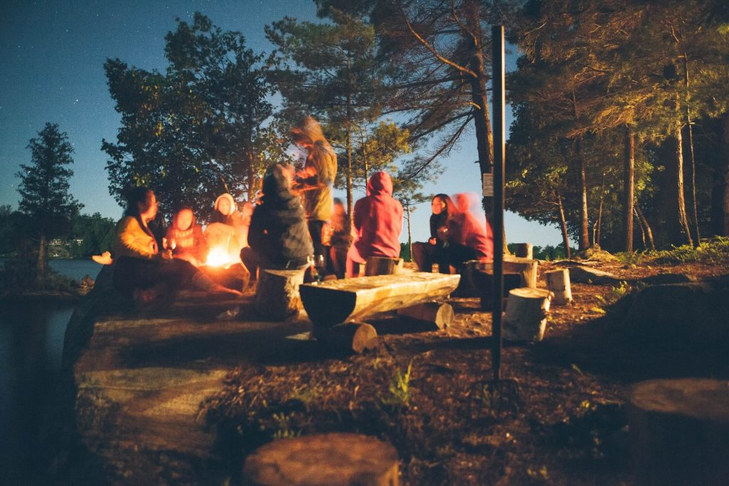 Things you should not do while camping