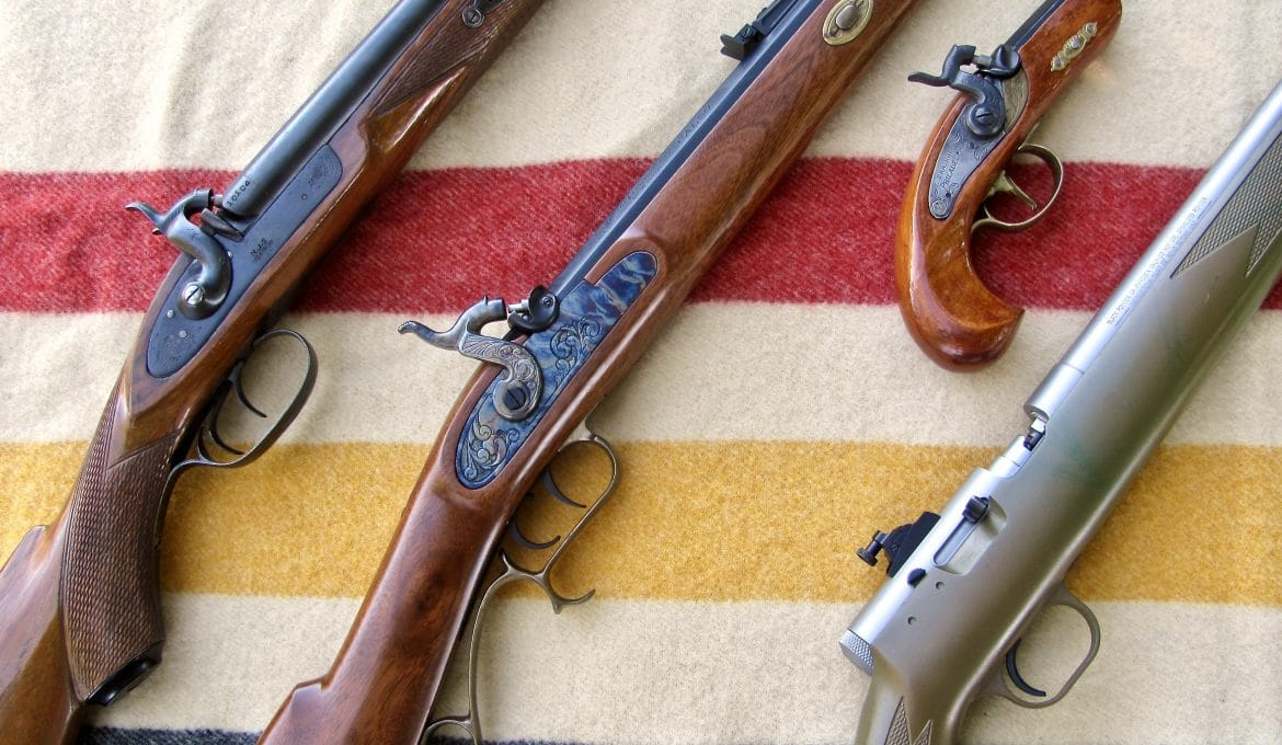 Getting Started With a Muzzleloading Rifle