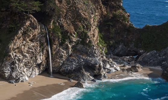 camping-locations-on-the-pacific-coast-pfieffer-big-sur-state-park