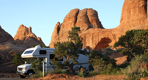best-national-parks-for-rv-camping-arches-national-park