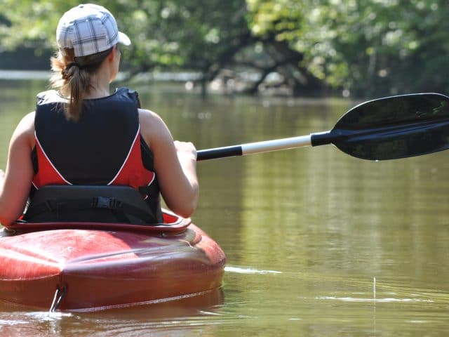 Kayaking For Women and Compact Paddlers: Tips To Make Paddling Easier and More Comfortable