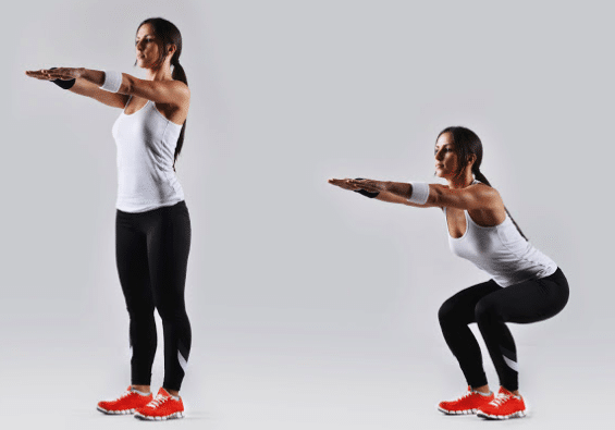 How-to-Hike-Farther-and-Longer-5-Exercises-to-Get-In-Great-Hiking-Shape-bodyweight-squats
